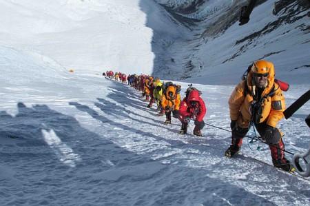 Эверест: сезон весна 2016