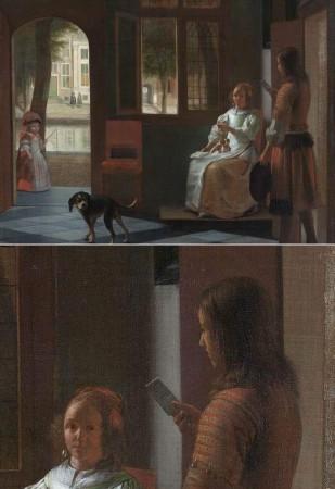 Смартфон на картине 17 века шокировал общественность